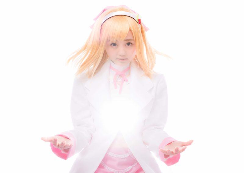 超能力少女イメージ