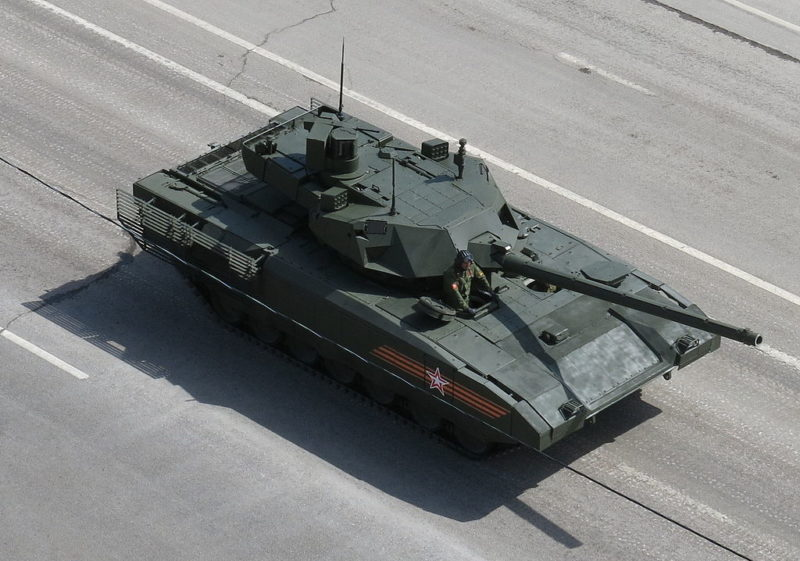 Armata-T-14(wikimediaより)