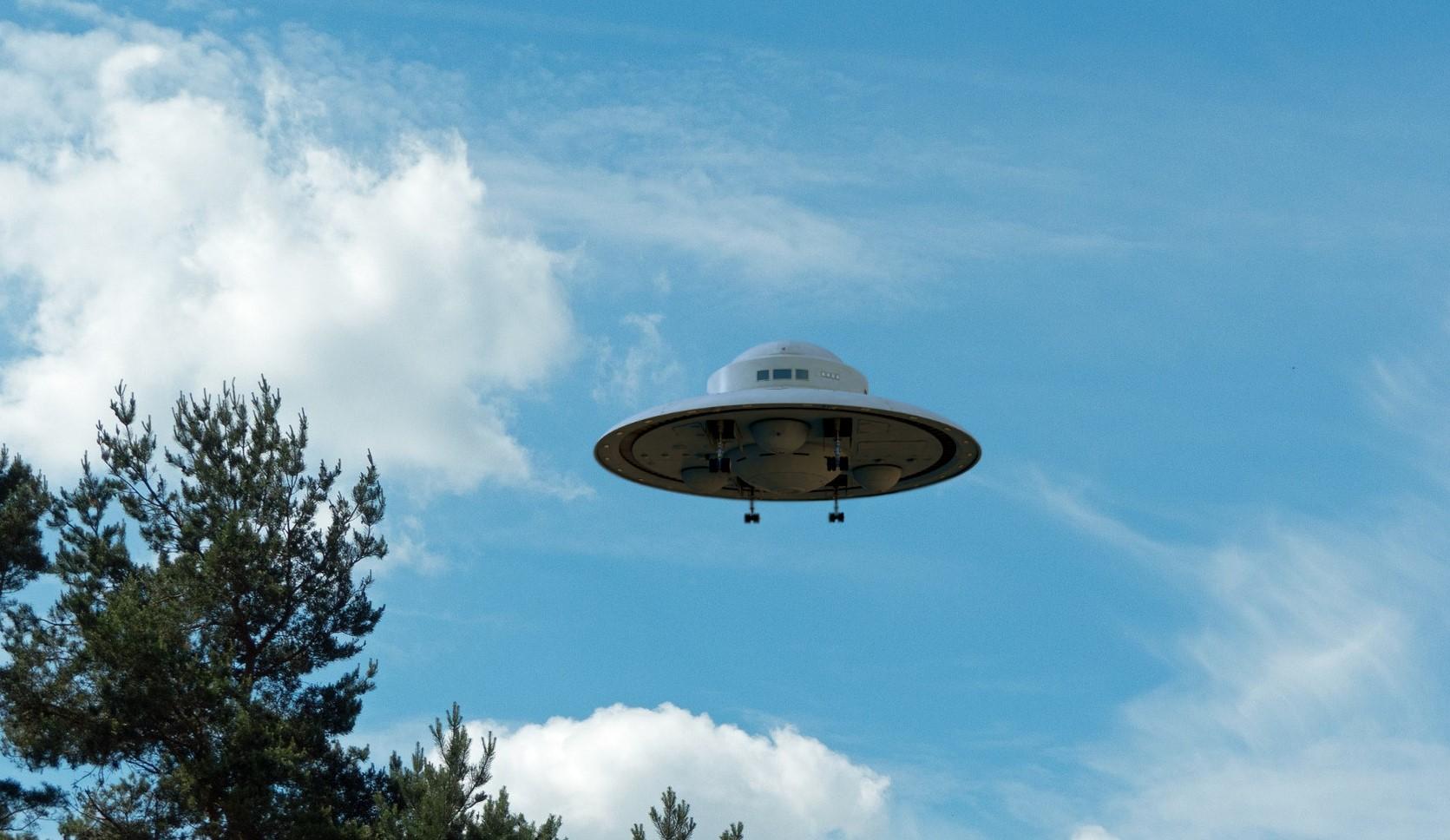 UAP(UFO)イメージ