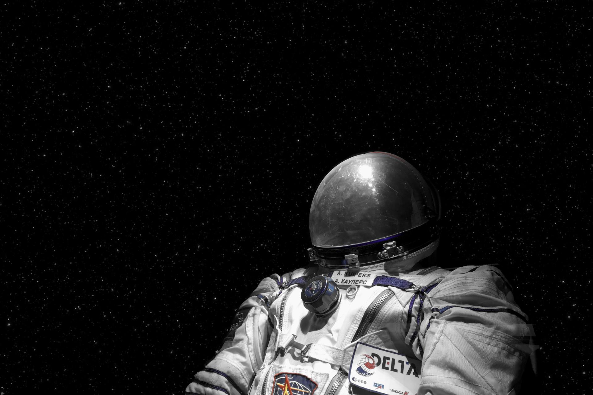 幻の宇宙飛行士