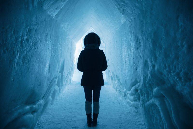 冷凍イメージ